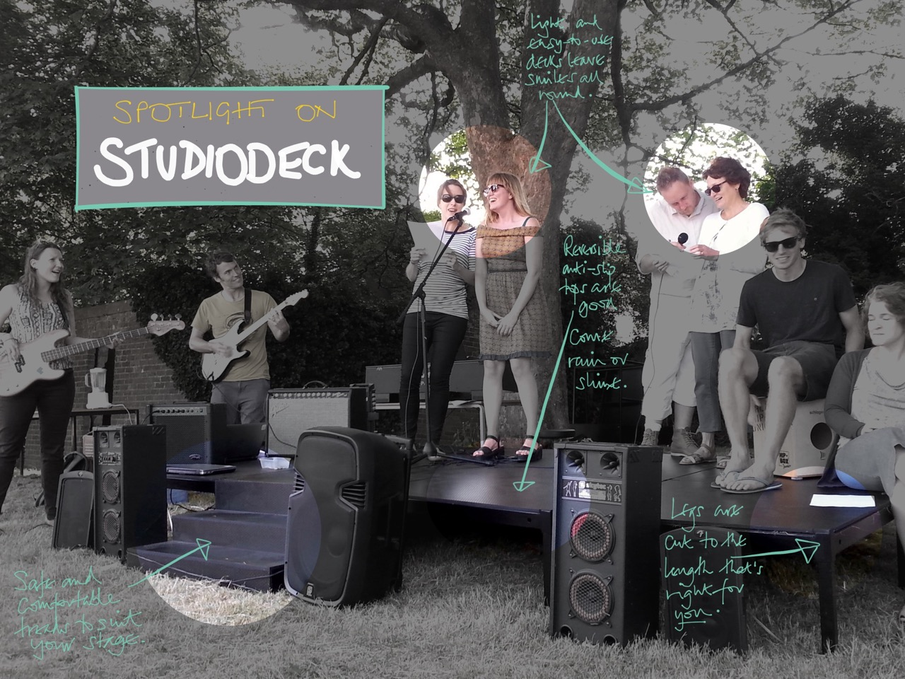Studiodeck 1