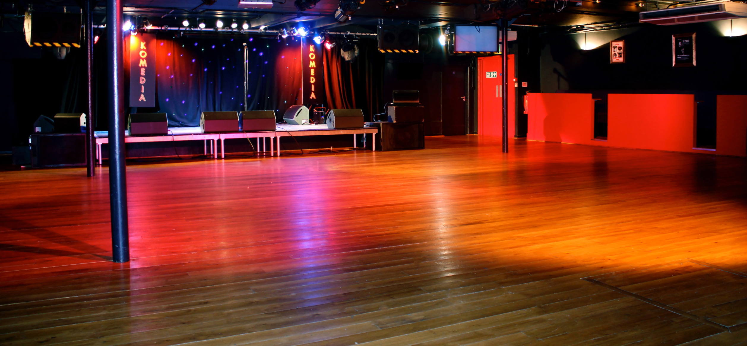 Downstairs Venue - standing 1 (1)